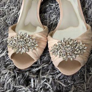 Badgley Mischka Evening Shoe